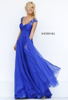 Sherri HIll #50045 In red, at palisades mall