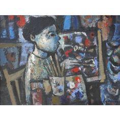 The Artist 660x500 Alice, Gallery, Artist, Artwork, Painting, Work Of Art, Auguste Rodin Artwork, Painting Art, Artworks