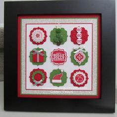 8 x 8 Christmas Sampler  Stampin' Up!