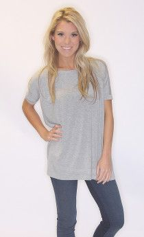 Piko Tee! The top that looks good on every body! $32 on www.shopriffraff.com/piko