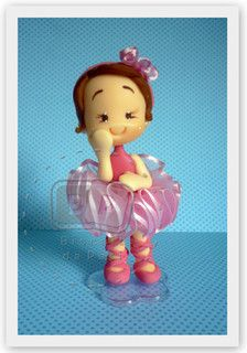 Ballerina by Biscuit da Pati, via Flickr