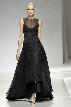 Ralph Rucci | Spring 2008 Ready-to-Wear Collection | Style.com