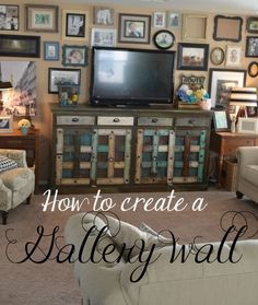 How to create a gall