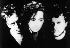 The Cocteau Twins--still love them.    Google Image Result for http://www.cocteautwins.com/html/theband/band/1990_3.jpg