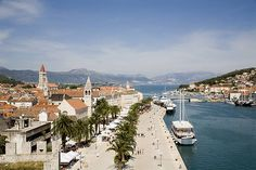 ♥ TROGIER ♥ UNESCO Kulturerbe ♥ Croatia