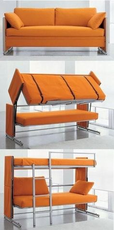 sofa - bunk bed