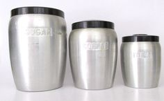 1950's Thames Canister Made in Japan Set of by CreekLifeTreasures