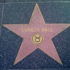 Los Angeles, CA.  Hollywood Walk of Fame.