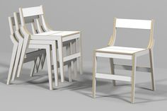 DIO CHAIR / CNC ROUTER / PLYWOOD FURNITURE / www.joinxstudio.com