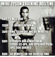 18 Best UFC Workout images in 2019 | Workout routines