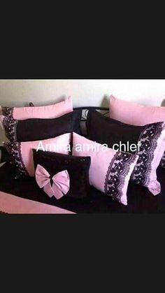 Draps Design, Decoration, Cushions, Shoulder Bag, Inspiration, Throw Pillows, Beds, Linens, Dekoration
