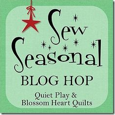Kristy at Quiet Play and Alyce at Blossom Heart Quilts are sharing 25 (FREE! Diy Fabric Pouches, Christmas Themes, Christmas Ornaments, Pattern Blocks, Celtic, Seasons, Sewing, Colorful, Live