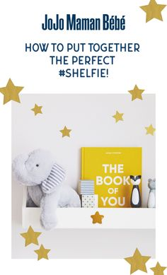 Today on the Little Extras blog we're sharing some shelf-spiration for switching up your child's bedroom and positioning those new toys and books in the most stylish way possible. We'd love to see your finished designs using the hashtag #JoJoShelfie.