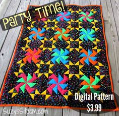 Suzy's Quilt Patterns- come my latest!