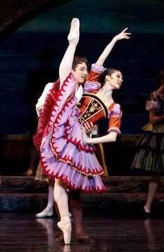 Beckanne Sisk of Ballet West as Kitri in Don Quixote