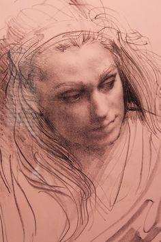 Life as an Artist- Jill Banks: Museo Pietro Annigoni in Villa Bardini, Florence