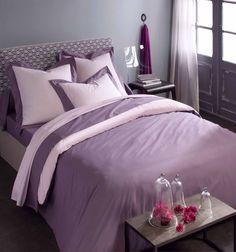 Linge de lit TRADILINGE en percale  Collection 2012  Made In France  bed linen www.tradilinge.com