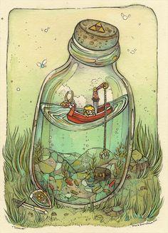 Treasure by Nicole Gustafsson.