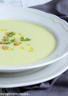 . : Kartoffel - Mandel - Suppe ♡