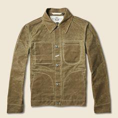 f0a0e645c392 Supply Jacket - Waxed - Tan