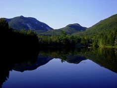 """Hike the moutains of Adirondack, NY. Become a """"46er"""".  This goal will be starting in about a month!"""