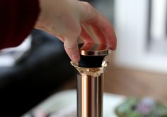 LOQI Kahla touch molly marais copenhagen Tom Cotton, an industrial designer, has just launched his latest project, eto, an elegant wine decanter that has been designed to not only store wine, but t…