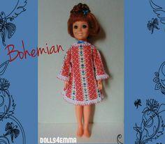 Vintage Ideal Crissy Doll Clothes Handmade Fashion by DOLLS4EMMA on Etsy