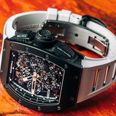 Richard Mille, Luxury Watch Brands, Luxury Watches For Men, Gucci Watch, Limited Edition Watches, Great Gifts For Men, Hand Watch, Expensive Jewelry, Audemars Piguet