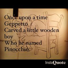 Pinocchios sth yarra. Pinocchio, Once Upon A Time, Wines, Melbourne, Told You So, Ouat