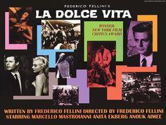 la dolce vita movie poster - Google Search