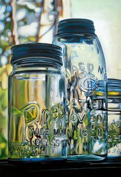 Ken Orton paintings.