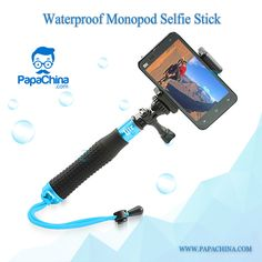 If your company is looking for the right promotional item, send the Waterproof Monopod Selfie Stick. Features like foldable, extendable, non-slip soft foam handle, removeable tripod mount, tripod mount screw, waterproof, built-in wrist strap and is mainly used for will cast a positive light on your company.