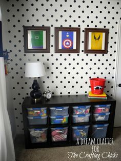 Boys Superhero Bedroom Ideas superhero bedroom ideas for boys | superhero, towels and shelves