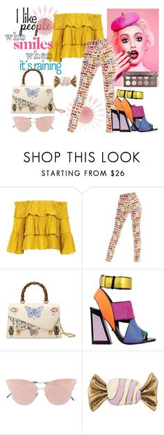 Designer Clothes, Shoes & Bags for Women Versace, Marc Jacobs, Gucci, Smile, Shoe Bag, Polyvore, Stuff To Buy, Shopping, Collection
