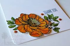 Image result for cards made with stampin up blooming with hope