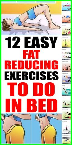 10 exercises you can do in bed  fitness  exercise bed