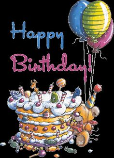 Animated Glitter Graphics birthday | Glitter Graphics: the community for graphics enthusiasts!