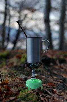 Hiking and Tea, can´t beat it