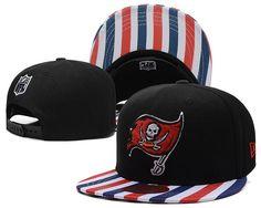 NFL Tampa Bay Buccaneers Black Snapback Hats--TX 29d495a228c