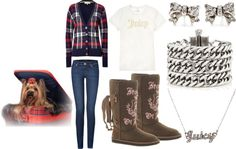 """Juciness"" by dayday1andonly ❤ liked on Polyvore"