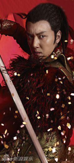 """Photos: TV series """"King Lan Ling"""" starring Dingzhuang poster _ HD Atlas _ Sina"""
