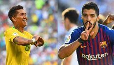 """มารีเนอร์ ที่ปัจจุบันทำหน้าที่กูรูฟุตบอลของอีเอสพีเอ็นมั่นใจว่ากองหน้าทีมชาติบราซิลจะเป็นตัวแทนที่เหมาะสมของ หลุยส์ ซัวเรซ ในทีมแชมป์ลา ลีกา ได้อย่างแน่นอน """"แนวทางการเล่นของพวกเขา (บาร์เซโลน่า) เหมาะกับบ็อบบี้ ผมรู้ว่ามันสร้างความหงุดหงิดให้กับแฟนบอล ลิเวอร์พูล, ดูจากสิ่งที่เขาทำ, ดูการเชื่อมเกมของเขา, เขาสุดยอดมาก"""" """"สำหรับผม เฟอร์มิโน่ ทำได้ทุกอย่าง, เขายอดเยี่ยมจริงๆ"""" Baseball Cards, Sports, Hs Sports, Sport"""