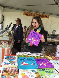 International Festival of Authors with Mable's Fables Bookstore in Toronto.