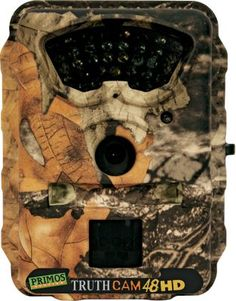 This high quality trail cam ensures you get high-quality images of game, even at night