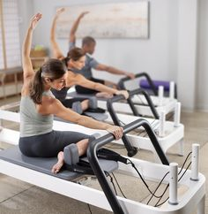 I love Pilates Reformer! It is a great exercise.
