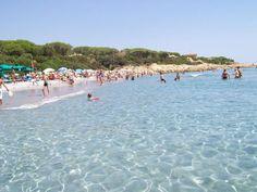 7Oasi di Bidderosa, splendido mare trasparente in Sardegna   WePlaya