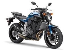 2017 Yamaha FZ-07   Cycle World