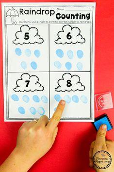 Measurement Worksheets Planning Playtime Math