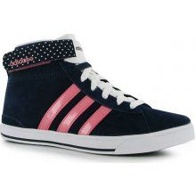 Adidas DailyTwMidSuedLd51 boty Navy/Pink/Wht