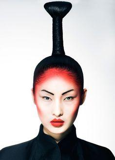 answer How to make geisha lips Quora Makeup Art, Beauty Makeup, Hair Makeup, Hair Beauty, Make Up Looks, Geisha Make-up, Geisha Hair, Art Visage, Japanese Makeup